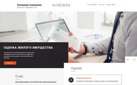 Готовое решение для бизнеса с индивидуальным дизайном №66106