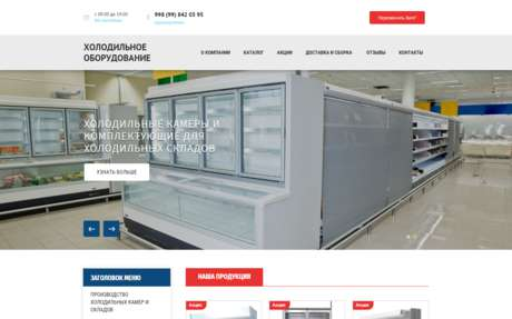 Готовое решение для бизнеса с индивидуальным дизайном №69600