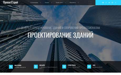 Готовое решение для бизнеса с индивидуальным дизайном №73300