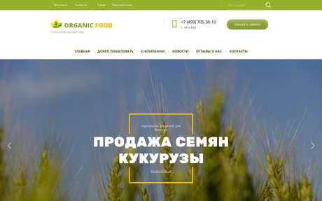 Готовое решение для бизнеса с индивидуальным дизайном №73417
